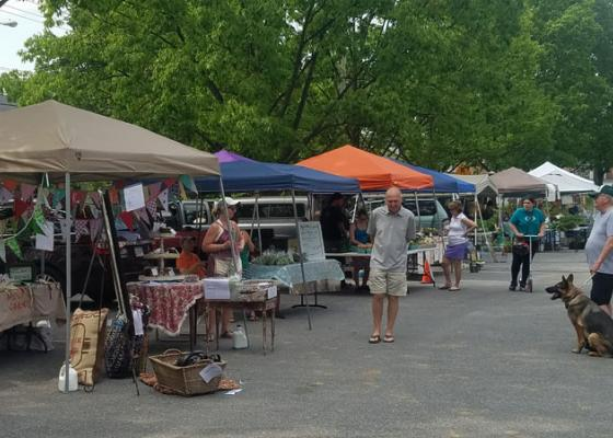 Middletown Farmers market