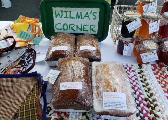 Wilma's Corner