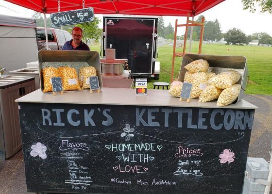 Rick's Kettle Corn